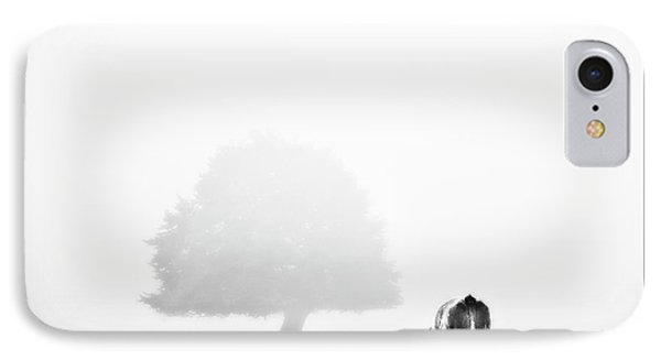 Black And White Nature Landscape Photography Art Work IPhone Case