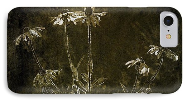 IPhone Case featuring the photograph Black Eyed Susans by Jim Vance
