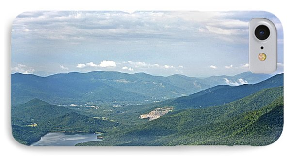 IPhone Case featuring the photograph Blue Ridge Parkway by Janice Spivey