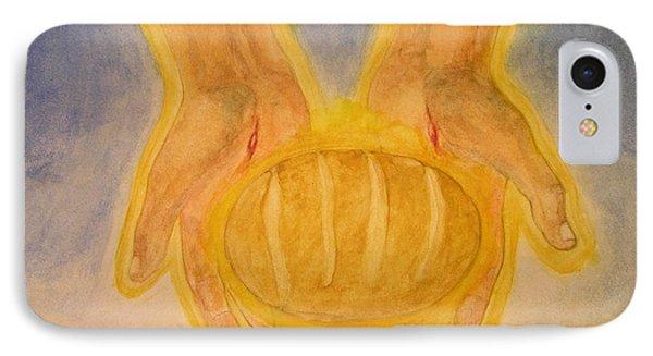 Bread From Heaven Phone Case by Nigel Wynter