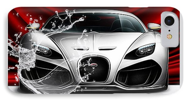 Bugatti Collection IPhone Case by Marvin Blaine
