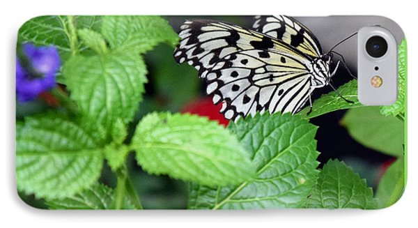 Paper Kite Butterfly No. 3 IPhone 7 Case