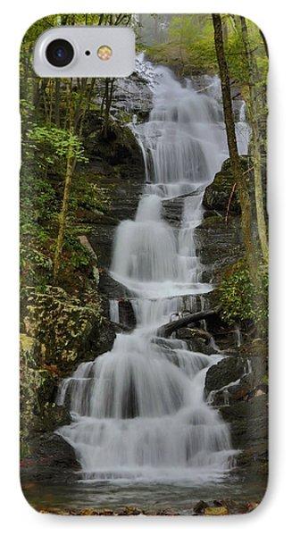 Buttermilk Falls IPhone Case by Stephen  Vecchiotti
