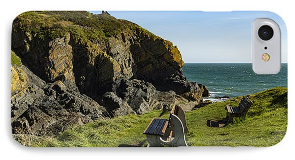 IPhone Case featuring the photograph Cadgwith Cove by Brian Roscorla