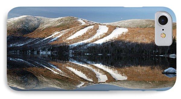 Cannon Mountain - White Mountains New Hampshire Usa Phone Case by Erin Paul Donovan