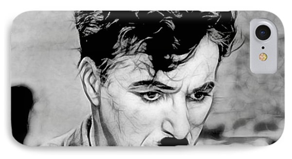Charlie Chaplin Collection IPhone Case