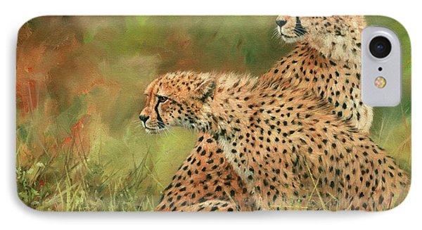 Cheetahs IPhone 7 Case