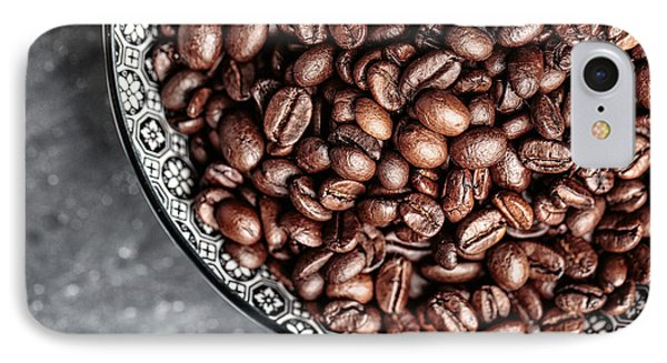 Coffee IPhone Case by Nailia Schwarz