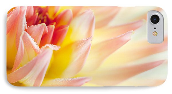 Dahlia IPhone Case by Nailia Schwarz