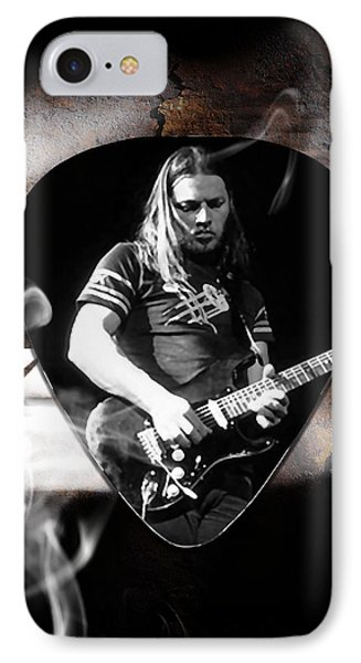 David Gilmour Pink Floyd Art IPhone Case