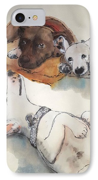 Dogs Dogs  Dogs Album IPhone Case