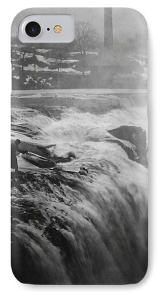 D.w. Griffith (1875-1948) IPhone Case by Granger