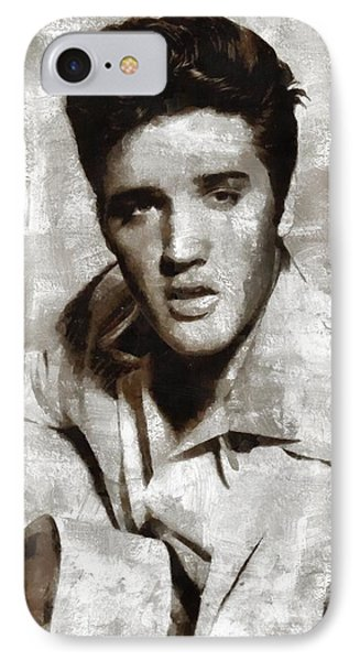 Elvis Presley, Singer IPhone Case