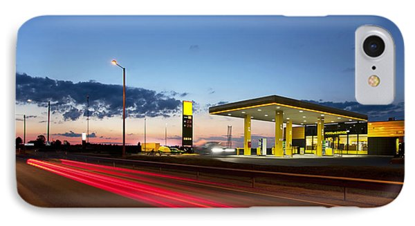 Estonian Gas Station Phone Case by Jaak Nilson