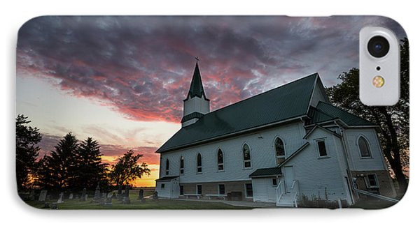 IPhone Case featuring the photograph Faith  by Aaron J Groen