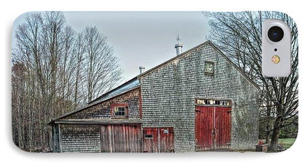 Faithful Old Barn IPhone Case