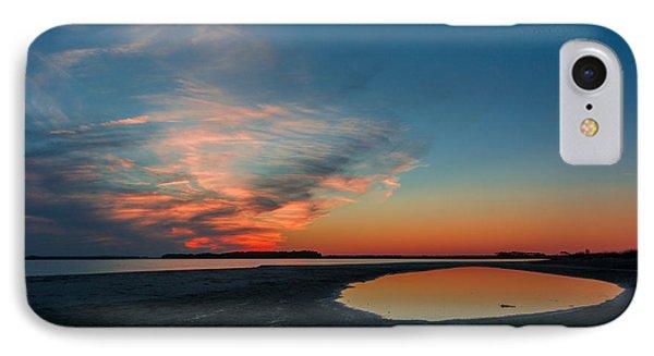 Folly Beach IPhone Case