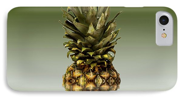 IPhone Case featuring the photograph Fresh Ripe Pineapple Fruits by David French