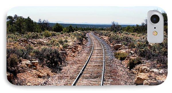 Grand Canyon Railway Phone Case by Thomas R Fletcher