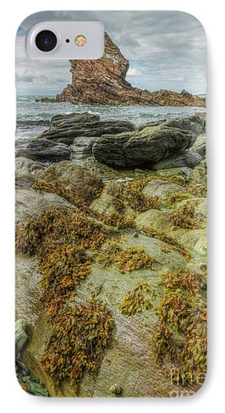 IPhone Case featuring the photograph Gwenfaens Pillar by Ian Mitchell