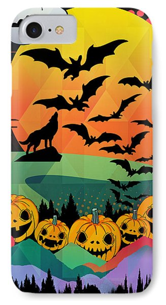 Halloween 10 IPhone Case