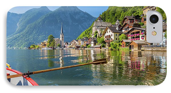 Hallstatt IPhone Case by JR Photography