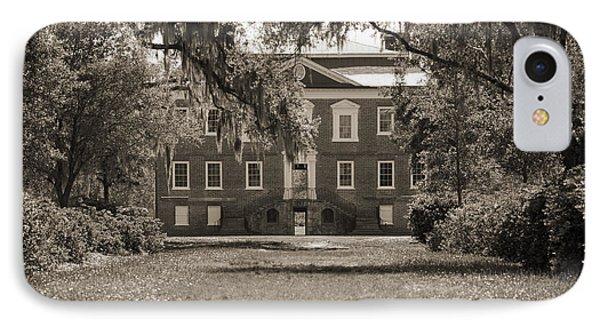 Historic Drayton Hall In Charleston South Carolina Phone Case by Dustin K Ryan