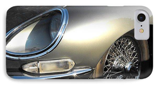 Jaguar E-type IPhone Case