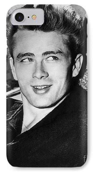 James Dean (1931-1955) IPhone Case by Granger
