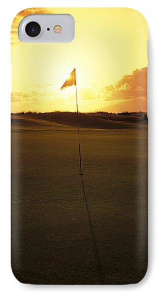 Kapalua Golf Club Phone Case by Carl Shaneff - Printscapes