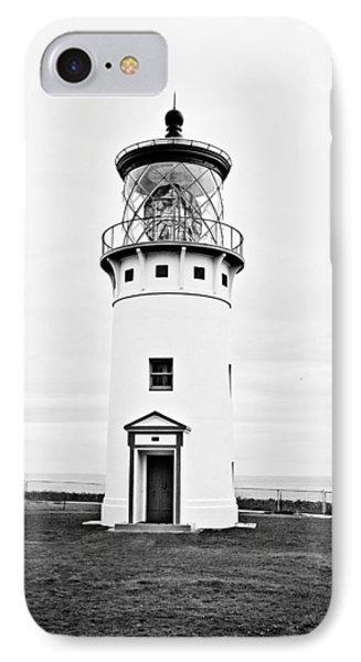 Kilauea Lighthouse Phone Case by Scott Pellegrin