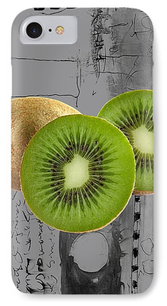 Kiwi Collection IPhone Case by Marvin Blaine
