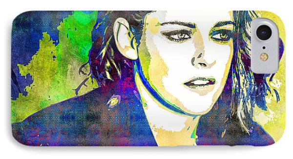 Kristen Stewart IPhone Case