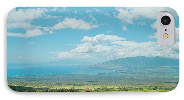 Kula Maui Hawaii IPhone Case by Sharon Mau