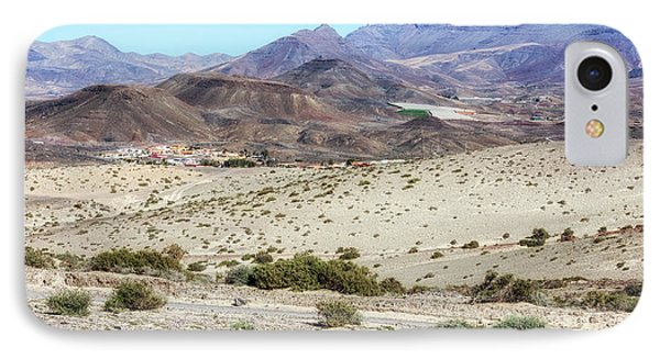 La Pared - Fuerteventura IPhone Case by Joana Kruse