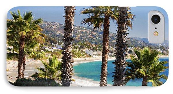 Laguna Beach California Coast IPhone Case