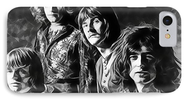 Led Zeppelin Collection IPhone 7 Case