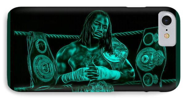 Lennox Lewis Collection IPhone Case