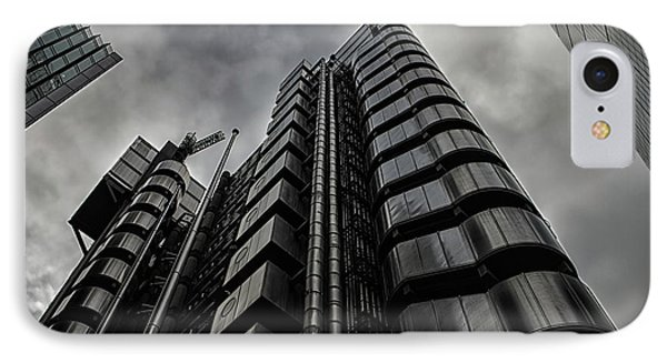 Lloyds Of London IPhone Case by Martin Newman