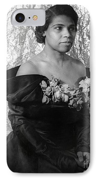 Marian Anderson (1897-1993) Phone Case by Granger