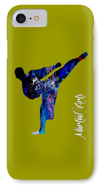 Martial Arts Collection IPhone Case