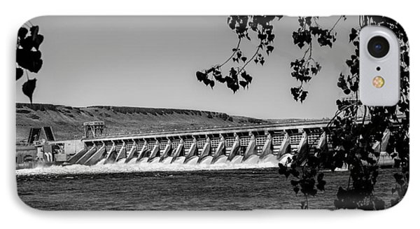 Mcnary Dam Phone Case by Robert Bales
