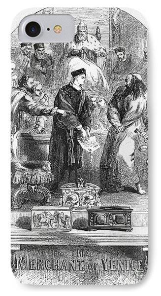 Merchant Of Venice Phone Case by Granger