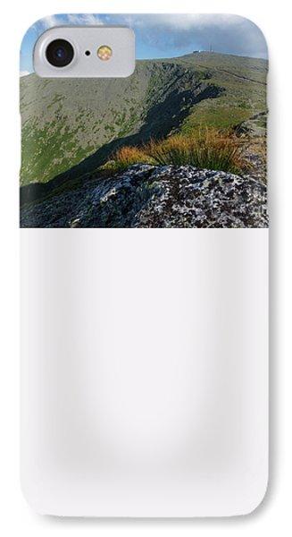 Mount Washington New Hampshire Usa Phone Case by Erin Paul Donovan