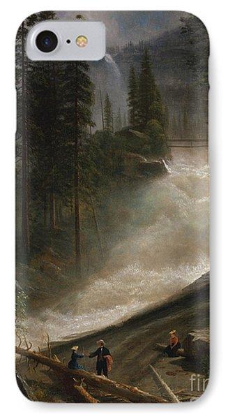 Nevada Falls, Yosemite IPhone Case