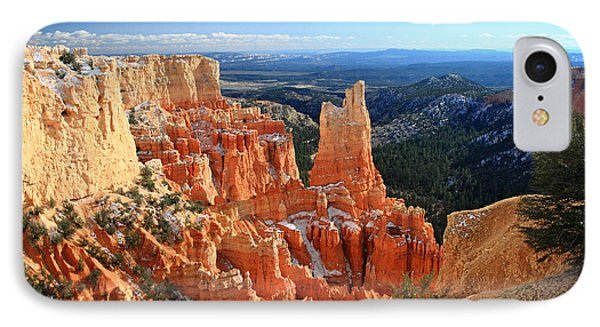 Paria Point In Bryce Canyon Phone Case by Pierre Leclerc Photography