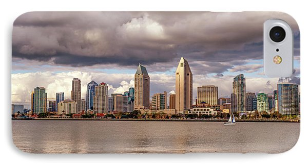 Passing By IPhone Case by Joseph S Giacalone