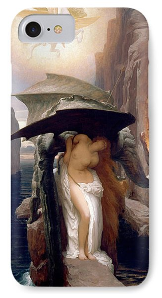 Perseus And Andromeda IPhone 7 Case by Frederic Leighton