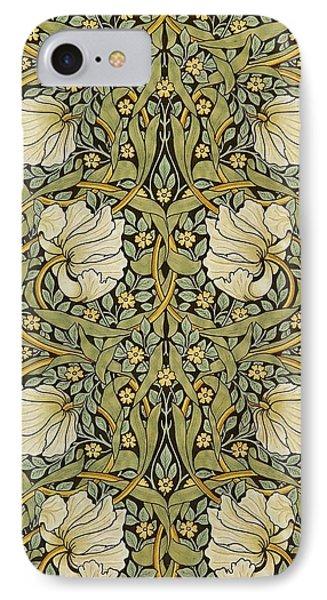 Pimpernel IPhone Case by William Morris