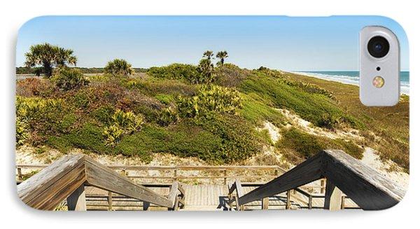 Ponte Vedra Beach Phone Case by Raul Rodriguez